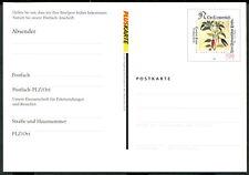 BRD Postfach Mitteilung PFK 9  ungebraucht