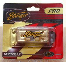Stinger sfpd2max - 2 posiciones FUNDIDO DISTRIBUCIÓN BLOQUE