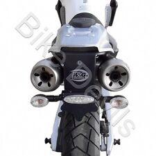 Yamaha MT-03 MT03 2006-2014 R&G Racing Negro Cola Soporte De La Placa De Licencia Ordenado