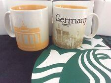 Starbucks City Icon Mug 16 oz Germany neu Made in Thailand 1 Tasse / Mug