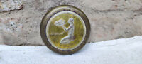 1930s Vintage Tjoklat Camee Pastilles Confectionery Litho Tin Box Amsterdam