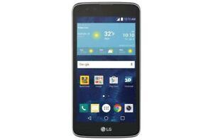 Unlocked LG Tribute 5 - LS675 - 8GB - Black (Sprint) - BNIB