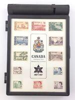 Centennial Canadian Confederation 1867 1967 Commemorative Stamp Box S532
