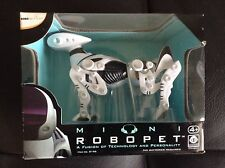 WowWee Robotics Mini Robopet from 2005  New Still Sealed in Original Box