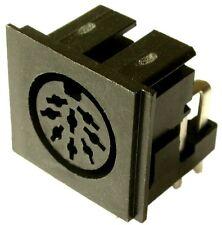4 Standard DIN Buchsen LN0507 8 Polig