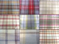 Polycotton Checked by the Metre Craft Fabrics