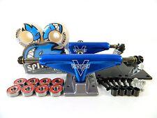 Venture V-Light Bullet 5.25 Lo Gun/Black Trucks + Spitfire 51mm Bighead Wheels