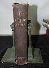 ANTIQUARIAN BOOK LIFE AND LETTERS OF REV. DANIEL TEMPLE 1855 MISSIONARY ASIA
