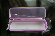 dgoodthings SALE: HARD PLASTIC reading glasses case - LIGHT PINK Php30.00 only