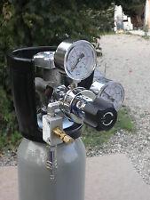 Riduttore  anidride  carbonica   co2 acquario professionale  .