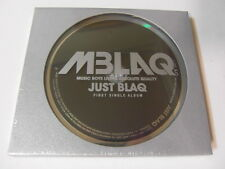 MBLAQ - Just Blaq : First Single CD $2.99 Ship M-BLAQ