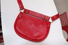 Hip Pack/Hip Sachel/Travel Bag/Fanny Pack - RED