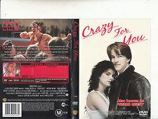 Crazy For You-1985-Matthew Modine-Movie-DVD