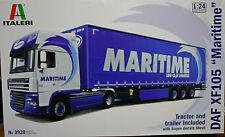 "DAF XF105 ""Maritime"" - art. 3920 - Italeri 1/24"
