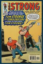 TOM STRONG #11 by Alan Moore: 2001 by America's Best Comics (WildStorm/DC)