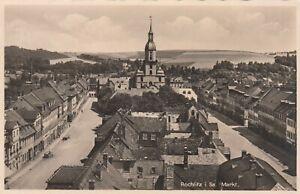 Rochlitz AK 1934 Markt Sachsen 2109071