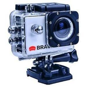 Braun Paxi Junge HD Action Kamera (silber)