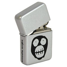 Mighty Boosh Mask Windproof Lighter. Fliptop Refillable Vince Howard TV Gift
