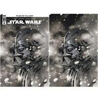 Star Wars Adventures #1 Peach Momoko Virgin & Trade Variant Set Darth Vader LTD