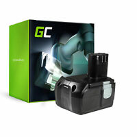 GC Akku BCL 1415 BCL1420 BCL 1420 BCL1430 für Hitachi (1.5Ah 14.4V)