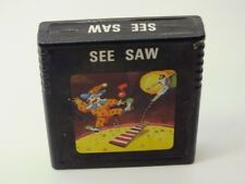 !!! Atari 2600 Game see saw, used but good!!!
