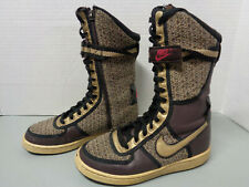 Women's Nike Vandal Venti Lace Up Athletic Boots Size 6 Madeira Tweed 316939-291