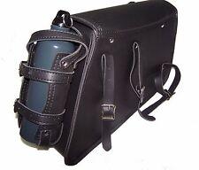 MOTORCYCLE SOLO SaddleBag Left SIDE BAG For Harley Davidson Sportster #701 R