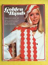 Golden Hands - Part 65, Crochet, Knitting, Dressmaking, Embroidery, Magazine