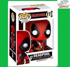 Deadpool Pop Figure 2 Swords #111  Movie Bobble Head Funko Vinyl