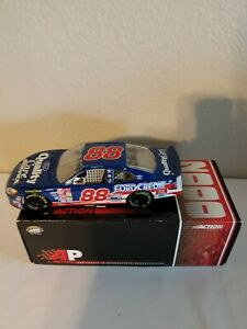 2000 Dale Jarrett #88 Quality Care Ford Taurus 1:24 NASCAR Die-Cast PreOwned