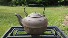 Cast Iron Tea Kettle Pot - A. Ingraham & Co. Troy N.Y. #9 or #6?
