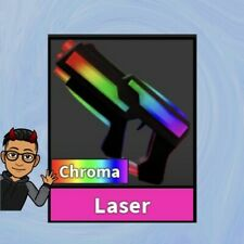 CHROMA GODLY LASER gun MM2 Roblox murder mystery 2 SUPER FAST DELIVERY !!