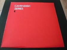 THE CAVENDISH NINE...CAVENDISH SERIES 4...UK JAZZ BIG BAND LIBRARY...RAY DAVIES