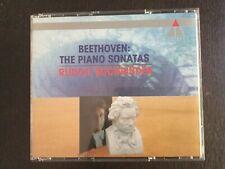 Beethoven: The Piano Sonatas Rudolf Buchbinder Box Set - 8 Discs