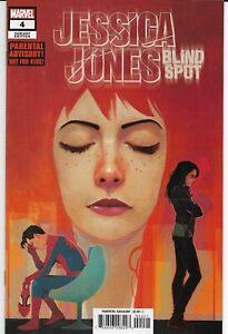 Jessica Jones: Blindspot #4 (Feb 2020) Simmonds Variant