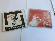 WHITE STRIPES I Just Don't Know What To Do With Myself + HARDEST BUTTON 2 X CD