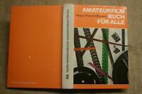 Fachbuch Filmkameras der DDR, Kinematografie, Heimkino, Schmalfilm, 1974