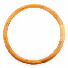 Chinese Kung Fu Wing Chun Training Hoop Wood Rattan Ring Sticky Hand Strength US