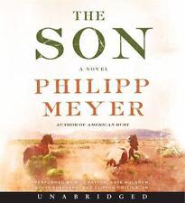 The Son by Philipp Meyer (2013, CD, Unabridged)