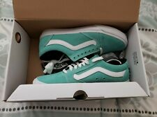 11d4dc32e6 Vans TNT 5 seafoam green Skateboarding Shoes Mens US 8 classic NEW NIB NOS  rare