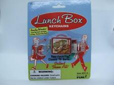 Lunch Box Keychain   NEW  The Wild, Wild West   Basic Fun   Item # 530-1    531