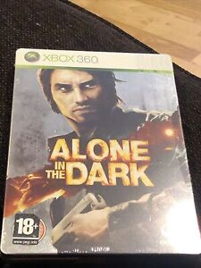 Alone in the Dark Limited Edition XBOX 360 Video Game BRAND NEW FACTORY SEALED