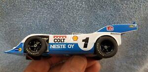 FLY A167 Porsche 917-10 Interserie Champion 1973 1/32 slot car Neste Oy Kinnunen
