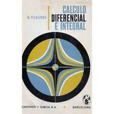 CALCULO DIFERENCIAL E INTEGRAL - PISKUNOV -