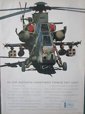 93-94 PUB DENEL ATLAS AVIATION SOUTH AFRICA DEFENCE CSH-2 ROOIVALK HELICOPTER AD