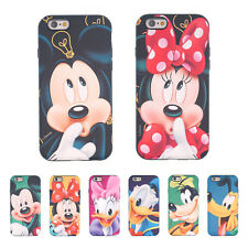 DISNEY Smile Bumper Cover Galaxy S10 Note10 Plus iPhone 11 Pro XS Max XR X Case