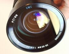 VIVITAR Canon FD Mt Series 1 28~90mm f/2.8~ 3.5 Macro Zoom Lens Excellent!