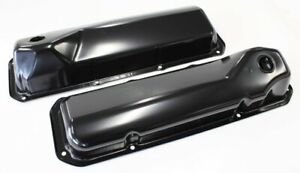 Aeroflow for Ford 302 351 Cleveland V8 Valve Cover Black Without Logo AF1822-505