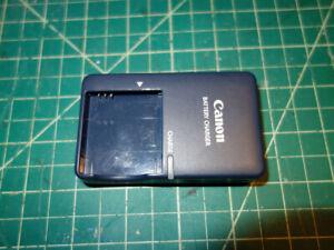 Original Canon  battery  charger CB-2LV