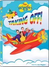 The Wiggles Taking Off DVD Anthony Field Simon Pryce Kids Children Family Child